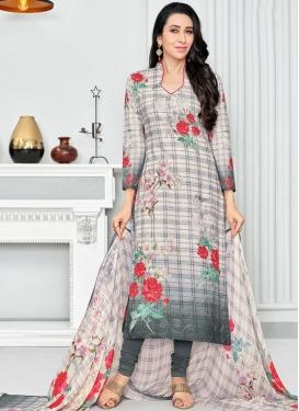 Karisma Kapoor Cotton Salwar Kameez