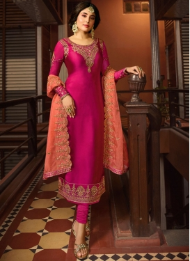 Kritika Kamra Churidar Designer Suit