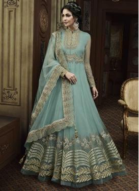 Layered Designer Salwar Kameez