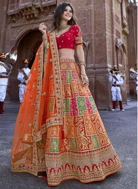 Lehenga Choli For Bridal