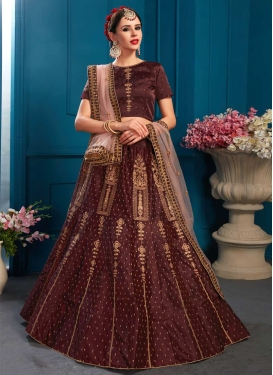 Lehenga Choli For Ceremonial