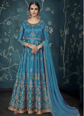 Long Length Anarkali Suit For Ceremonial