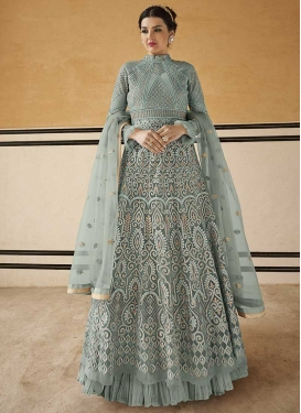 Long Length Designer Anarkali Suit For Party
