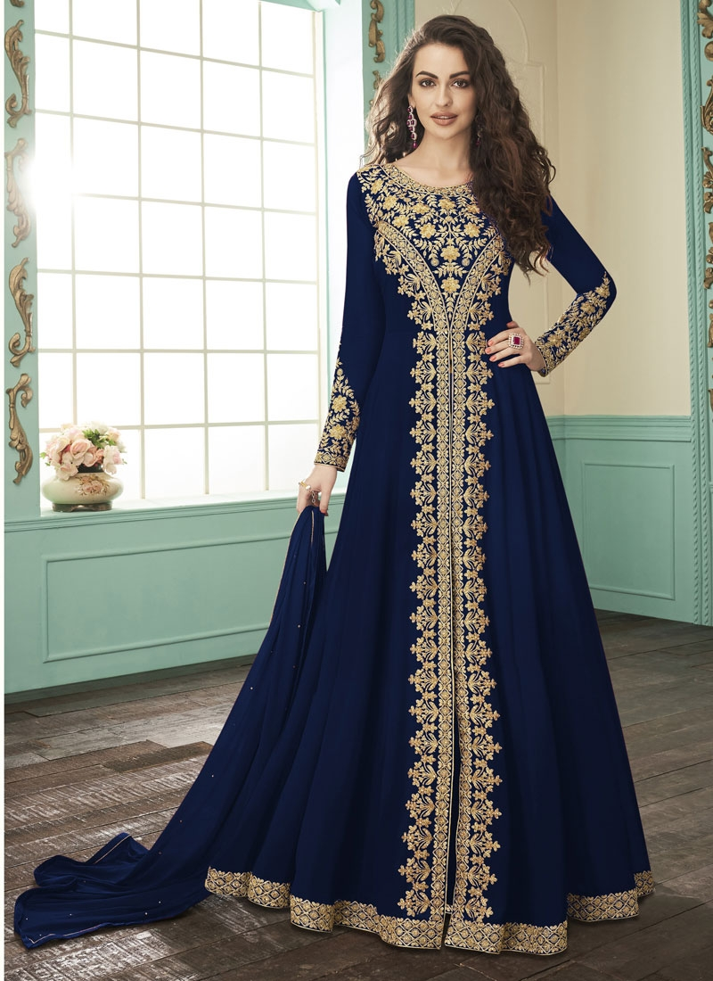 Long Length Designer Suit