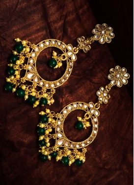 Lordly Earrings For Bridal