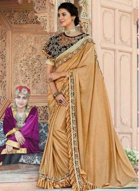 Lycra Designer Contemporary Style Saree For Ceremonial