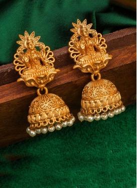 Majestic Alloy Earrings