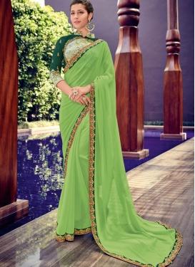 Majestic Trendy Saree For Ceremonial