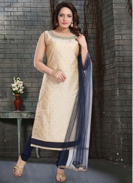 Malbari Silk Readymade Churidar Salwar Suit