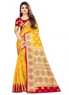 Malbari Silk Trendy Classic Saree