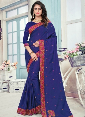 Manipuri Silk Contemporary Style Saree