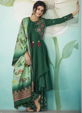 Maslin Readymade Designer Salwar Suit