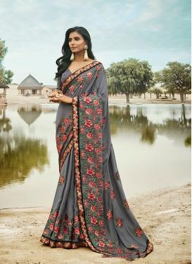 Masterly Art Silk Festival Traditional Designer Saree