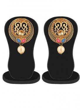 Mystic Alloy Earrings