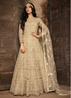 Net Long Length Anarkali Salwar Suit