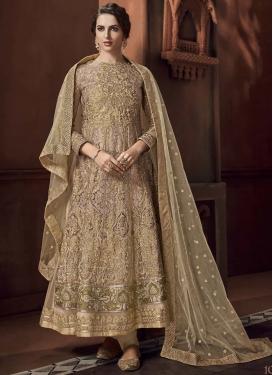 Net Long Length Anarkali Suit