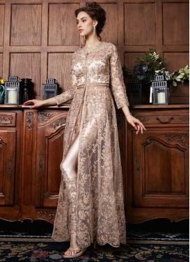 Net Pant Style Designer Salwar Kameez