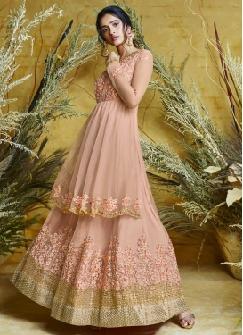 Net Readymade Designer Salwar Suit
