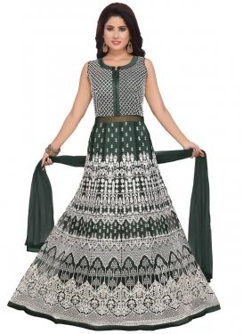 Net Readymade Designer Salwar Suit For Festival