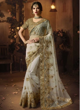Net Traditional Saree