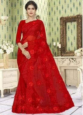 Net Trendy Classic Saree