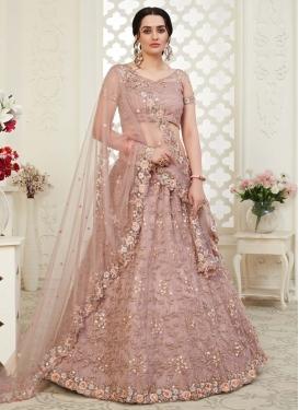 Net Trendy Lehenga Choli For Bridal