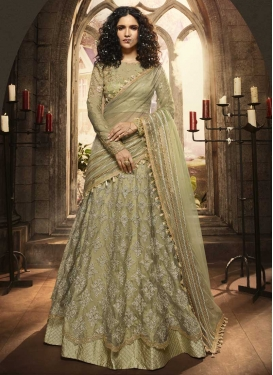 Net Trendy Lehenga Choli For Party