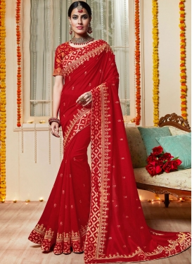 Orphic Silk Party Traditional Saree