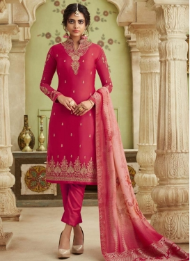 Pant Style Classic Salwar Suit For Ceremonial