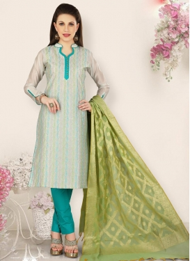 Pant Style Classic Salwar Suit For Festival
