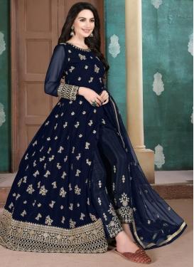 Pant Style Designer Salwar Kameez For Ceremonial