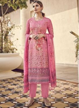 Pant Style Pakistani Salwar Suit