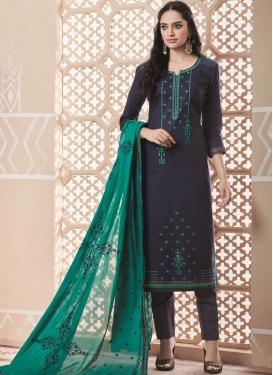 Pant Style Pakistani Salwar Suit For Ceremonial
