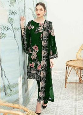 Pant Style Salwar Kameez