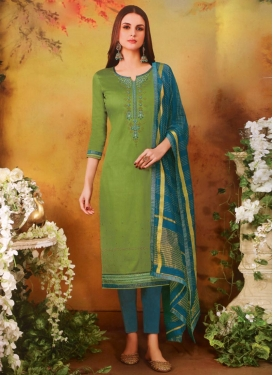 Pant Style Salwar Kameez For Casual