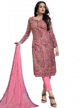Pant Style Salwar Kameez For Ceremonial