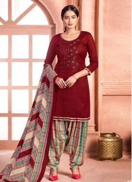 Pasmina Designer Patiala Salwar Kameez For Casual