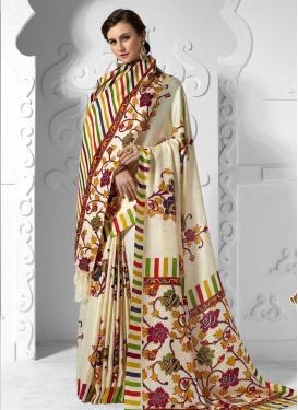 Pasmina Traditional Designer Saree