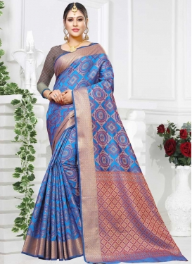 Patola Silk Designer Traditional Saree