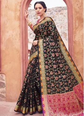 Patola Silk Designer Traditional Saree