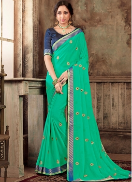 Peppy Traditional Saree For Festival