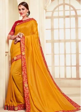 Poly Silk Designer Traditional Saree