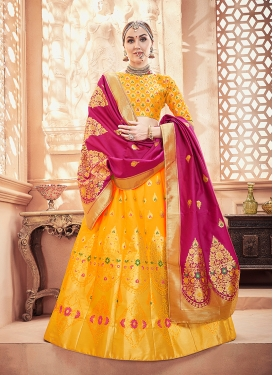 Prepossessing Designer Lehenga Choli For Wedding