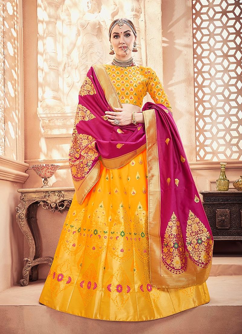 Prepossessing Designer Lehenga Choli For Wedding