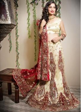 Ravishing Net Designer Lehenga Choli