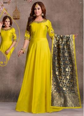 Readymade Anarkali Salwar Suit