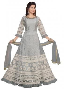 Readymade Anarkali Salwar Suit For Ceremonial