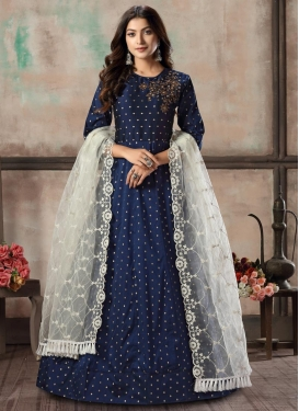 Readymade Anarkali Suit For Festival