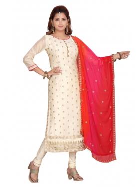 Readymade Churidar Salwar Kameez