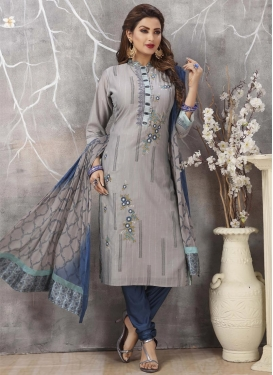 Readymade Churidar Salwar Kameez For Ceremonial